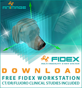 Download Free Fidex workstation CT/DR/Fluoro clinical studies included